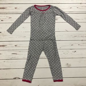 Carter's Girls Pajamas Polka Dot
